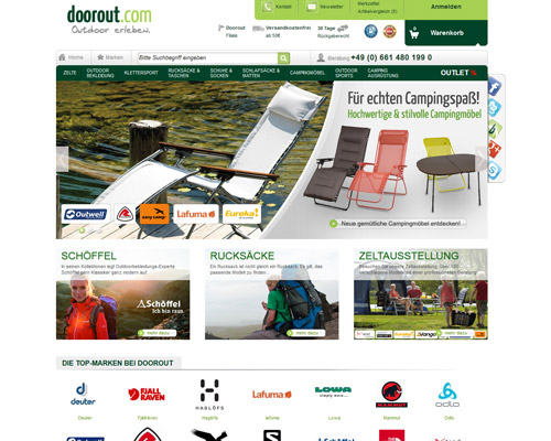 doorout.com screenshot
