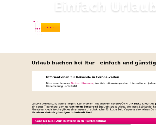 ltur.com screenshot