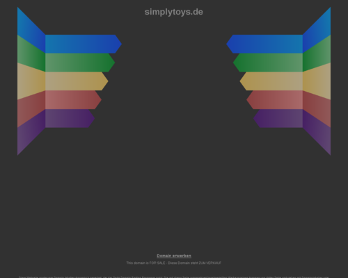 simplytoys.de screenshot