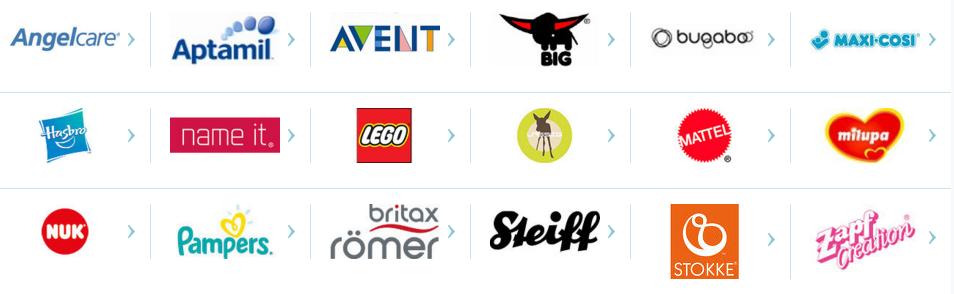 Top Marken zu fairen Preisen