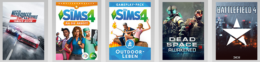 Origin Games downloaden