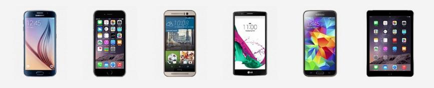 Vodafone Smartphones bestellen