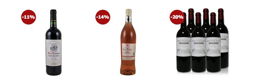 Sekt und Wein bei Karstadt