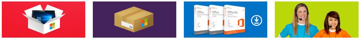 Eure Bestellung im Microsoft Store