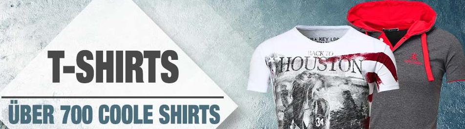 Riesige Auswahl an stylischen Shirts