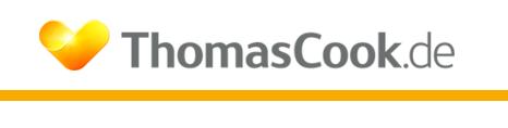 Thomas Cook Pauschalreisen buchen