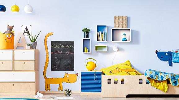 Kreative Einrichtungsideen für Kinderzimmer