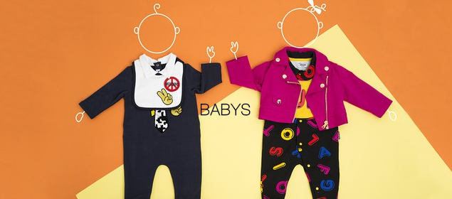 Mode für Kinder und Jugendliche