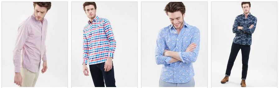 Mode für Männer und Frauen