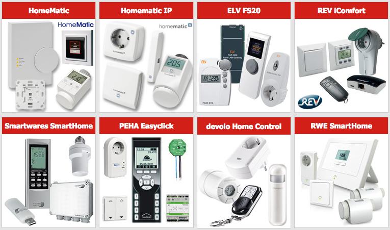 Smart Home Lösungen von ELV