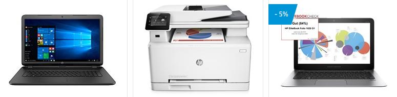 Große Auswahl an HP Geräten