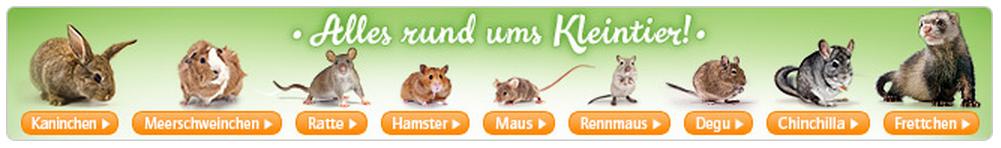 Zooplus Angebote für Kleintiere