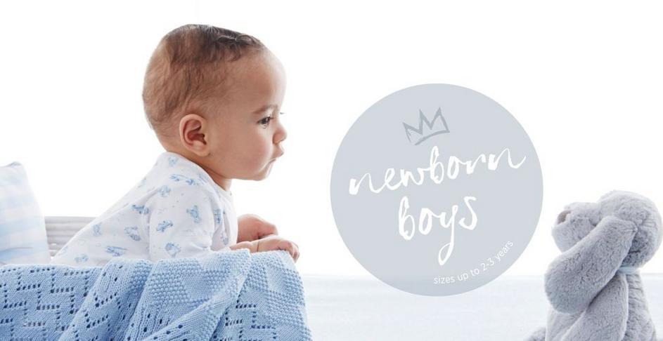 Gemütliche Kleidung für Kinder und Babys