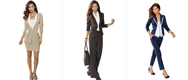 Business Mode für Frauen