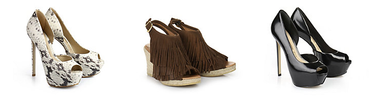 Neue Schuhe bei Buffalo ordern