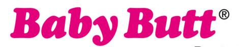 Bequeme Online Order bei Baby Butt