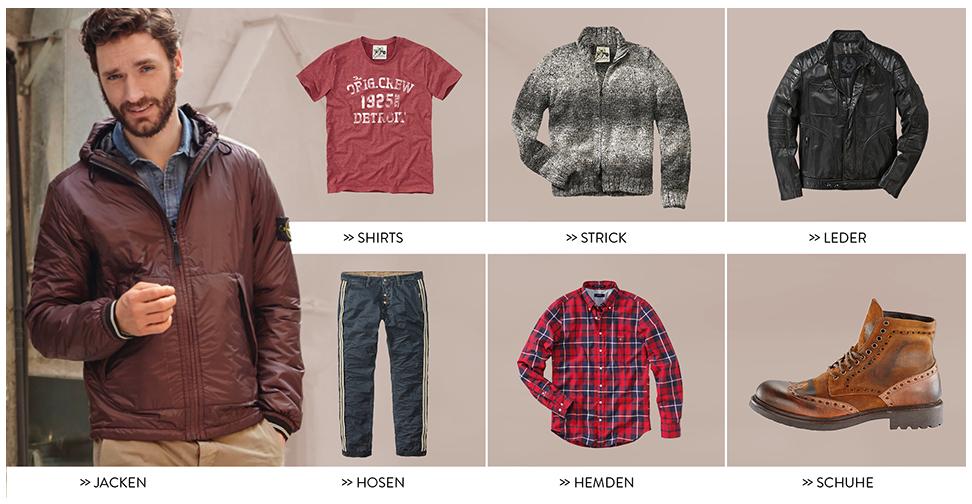 Tolle Auswahl im Conleys Online Shop