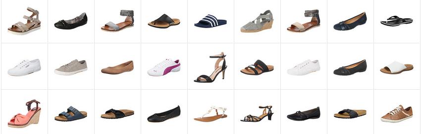 Tolle Rabatte auf viele Schuhe sichern