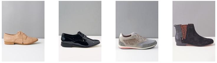 Schuhe bequem bei Promod bestellen