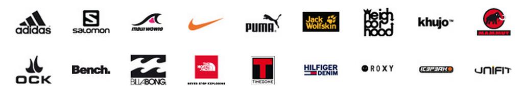 Beliebte Marken zu kleinen Preisen