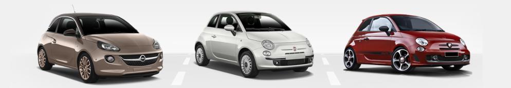 Tolle Auswahl bei Europcar
