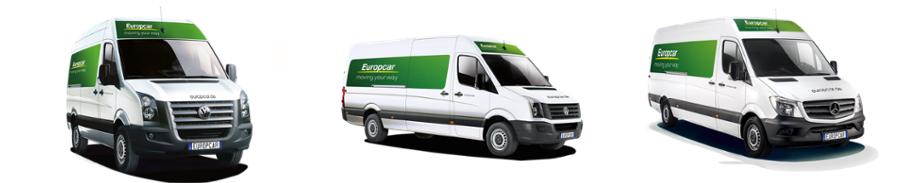 Eure Reservierung bei Europcar