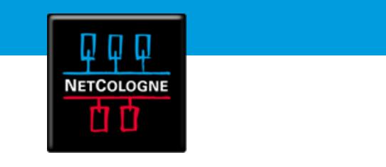Günstige Tarife bei NetCologne