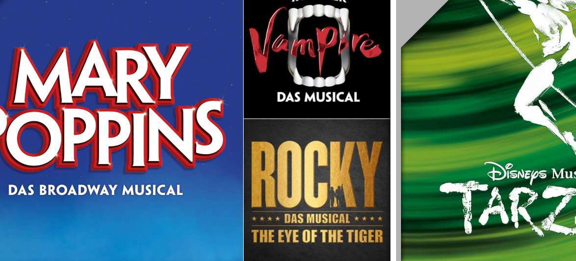 Disney Musicals und vieles mehr