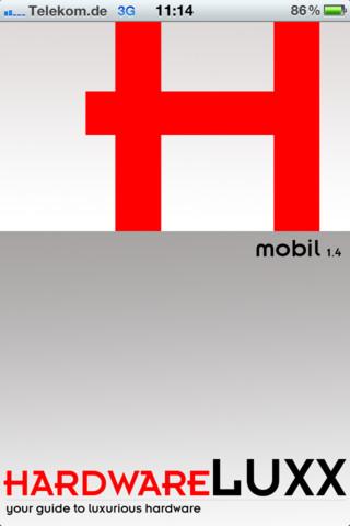 Hardwareluxx App Screenshot