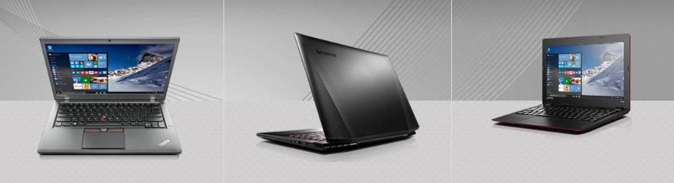 Lenovo Notebooks bequem online bestellen