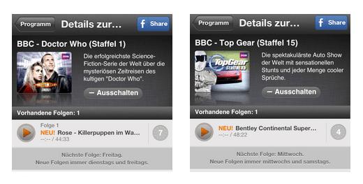Screenshot dailyme App 01