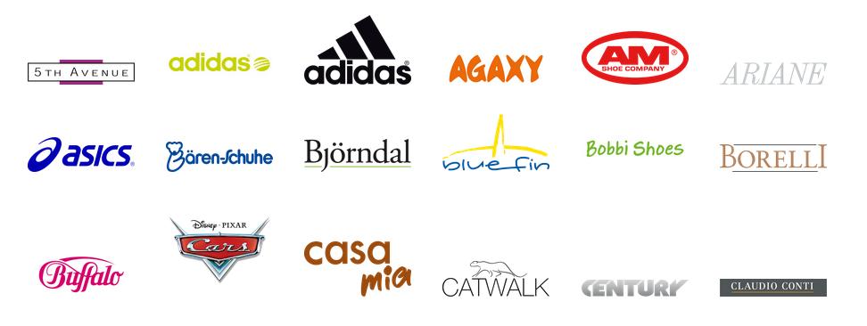 Beliebte Marken im Deichmann Shop