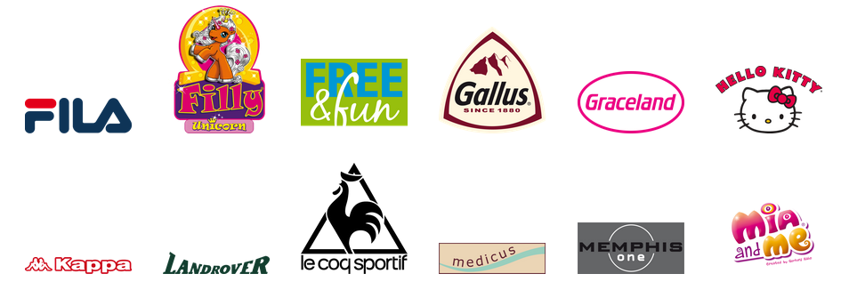 Beliebte Marken im deichmann Store